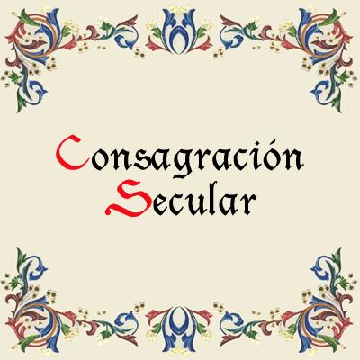 Consagración Secular