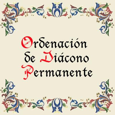 Ordenación de Diácono Permanente