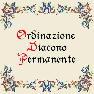 Ordinazione Diacono permanente