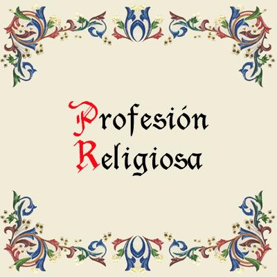 Profesión Religiosa
