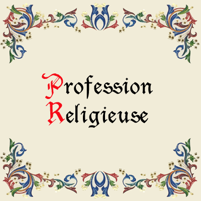 Profession religieuse