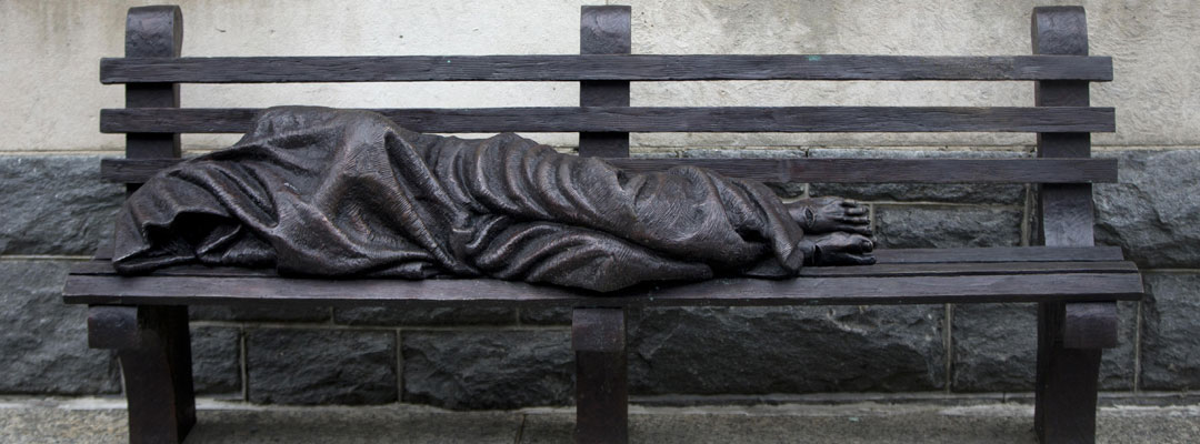 Estatua de Jesús en el Vaticano
