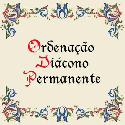 Ordenação do Diácono Permanente